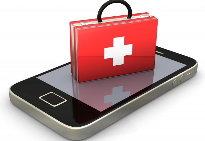 First Aid Guide for Our Smartphone