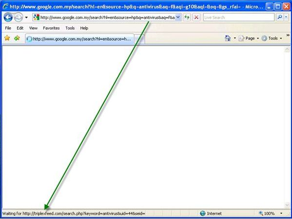 How to Deal With Web Browser Redirect Malware?