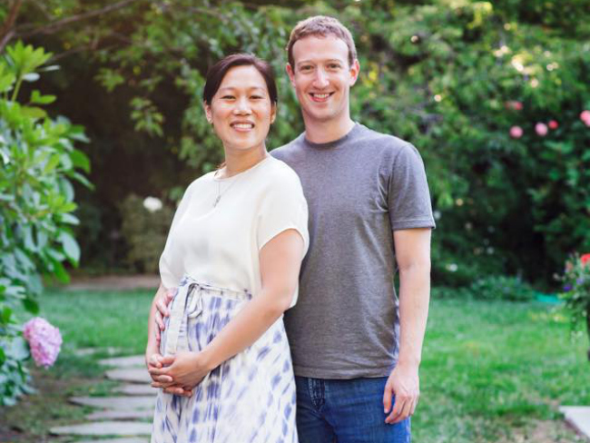Mark Zuckerberg Is Becoming The Father Of A Baby Girl