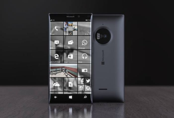 Microsoft Lumia 950 And The Lumia 950 XL : 20-Megapixel Rear Camera And A Microsd Slot That Accepts Up To 2TB