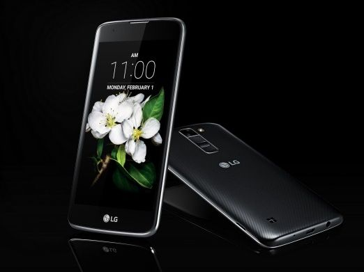 LG Introduces New K7 And K10 Mid-Range Phones