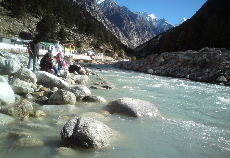 Bask In The Divine Aura Of The Holy Place Of Gangotri