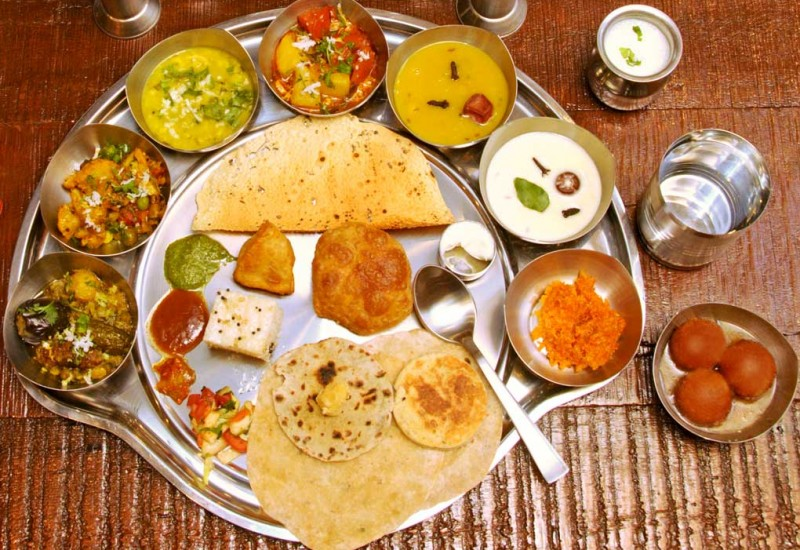 Where To Get The Authentic Taste Of Gujarati Cuisine In Ahmedabad?
