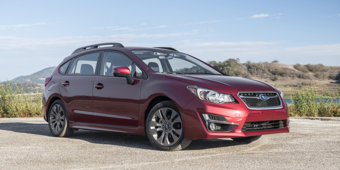 The Subaru Impreza - A Car That's Small, But Strong