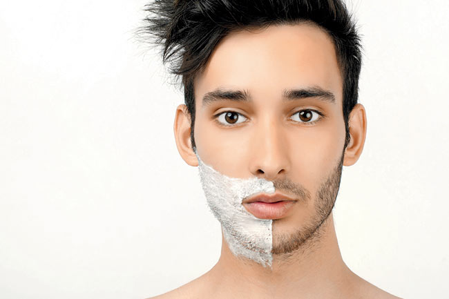 Use Of Shaving Gel and Shaving Cream For Electric and Manual Shavers