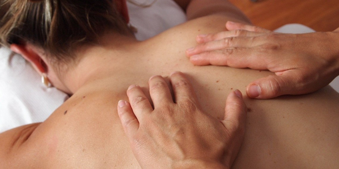 back-massage