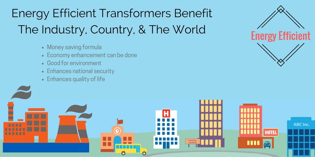 Energy efficient transformers India