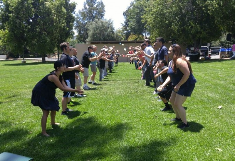 It's Time To Get Out Of The Office And Enjoy Some Team Building Activities