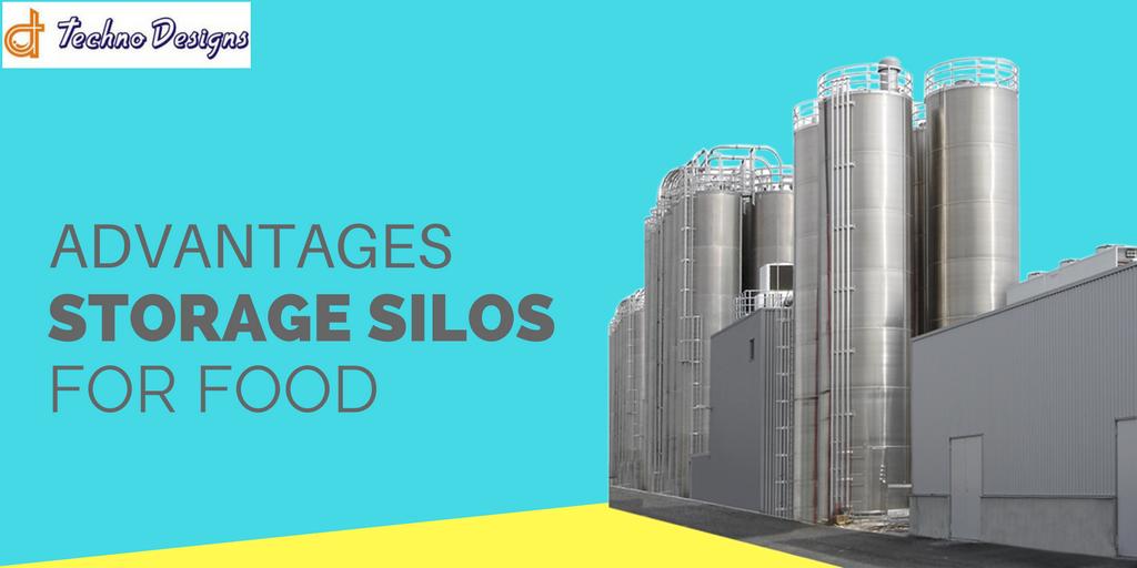 Storage Silos For Food