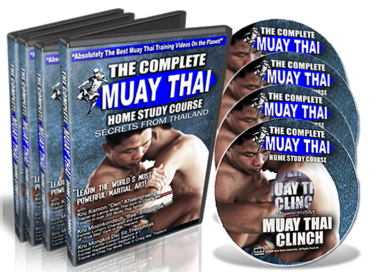 Studying Muay Thai In Thailand