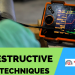 Non-destructive testing equipment