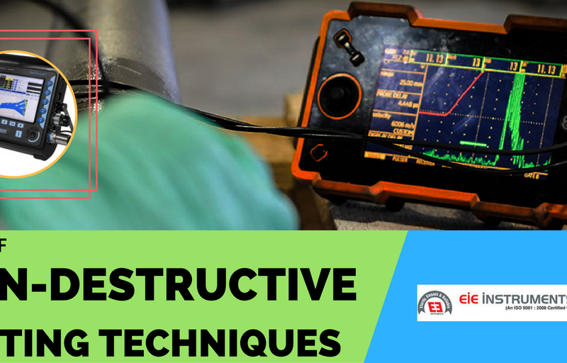 Types Of Non-destructive Testing Techniques