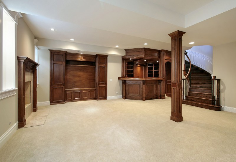 Basement Finishing Adds More Living Space And Increase market Value