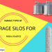various types of storage silos