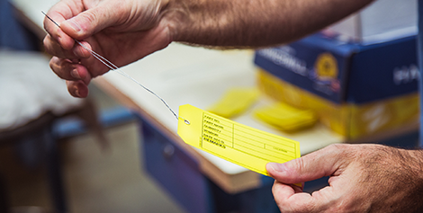Create An Impression On Your Customers With Hang Tags From Fiftyfive Printing