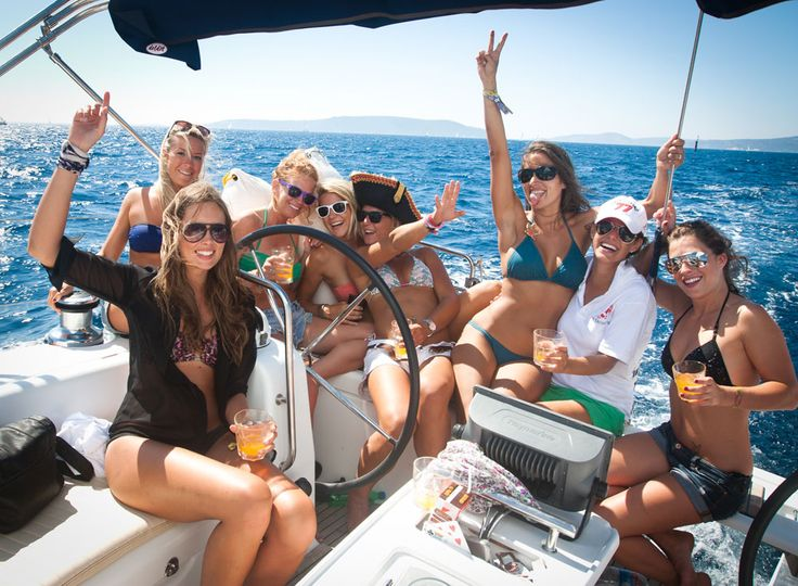 What To Think About When Hiring Party Boats