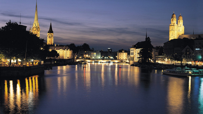 Top 3 Most Overlooked Sites In Zurich
