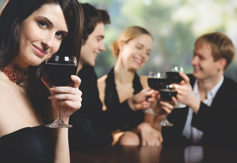 Drinking Wine – Say GOODBYE To Health Disorders