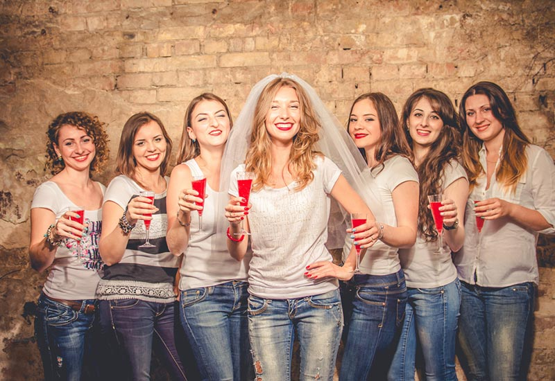 Top 5 Bachelorette Party Destinations