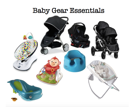 Essential Baby Products To Keep Your Baby Safe And Comfortable