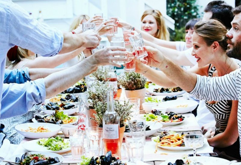 Dinner Party Tricks To Keep In Mind
