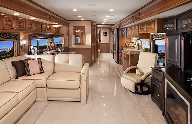 How Do You Decorate Your Motorhome?