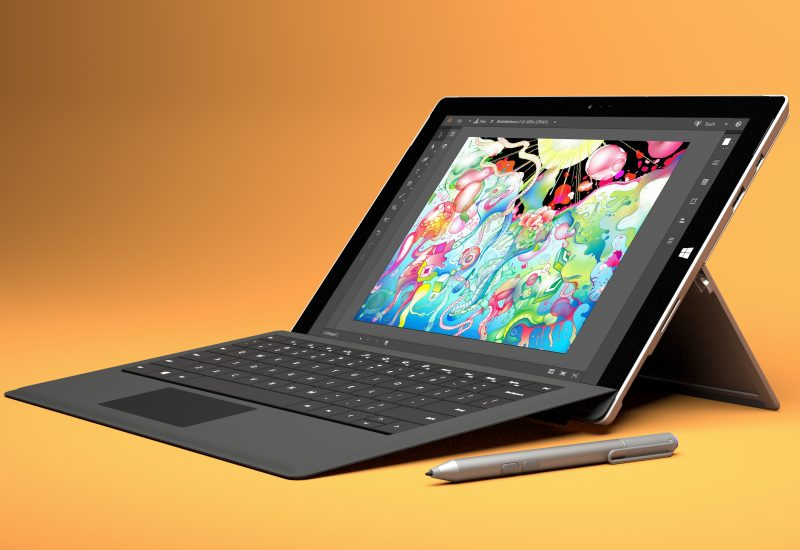 Apple Looks For A Response To The Surface