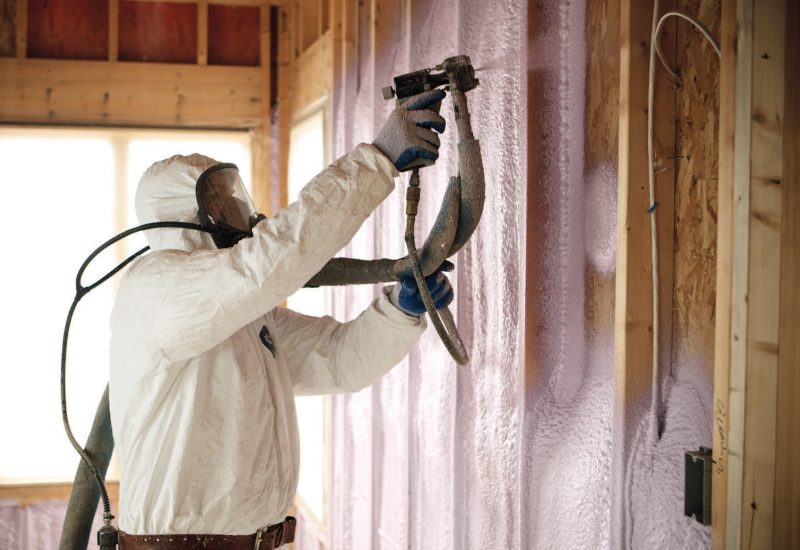 Features and Benefits You Should Know About Spray Foam Toronto