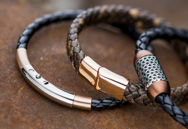 Men's Bracelets Are The Most Trending Jewellery