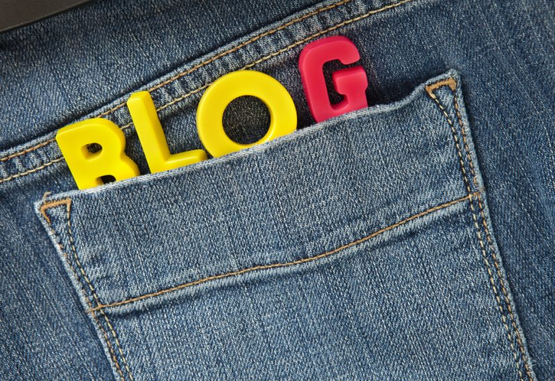 5 Reasons Why You Should Blog Now