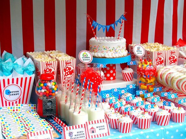 Like To Have Birthday Parties In A Grand Manner