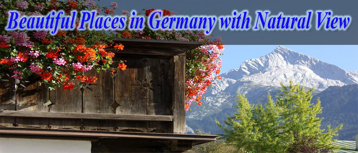 Beautiful Places In Germany With Natural View