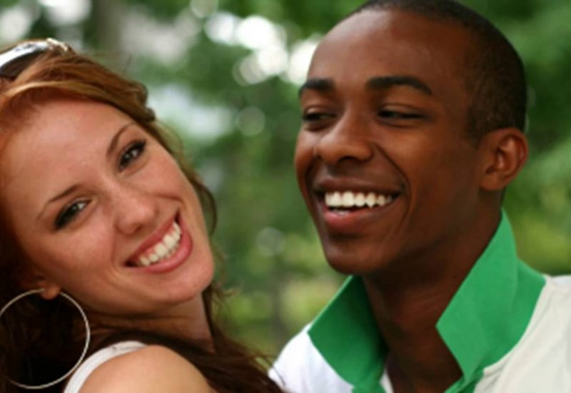 New interracial dating sites