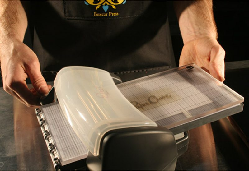 What To Know About Printing With Letterpress Plates?