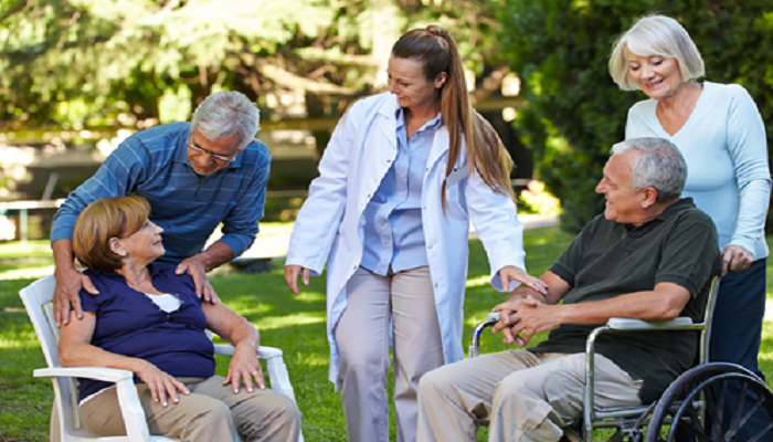 Choosing Between At-home Care And A Senior Care Center