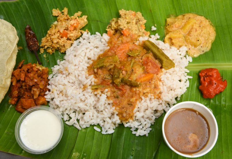 All About Tamil Cuisine