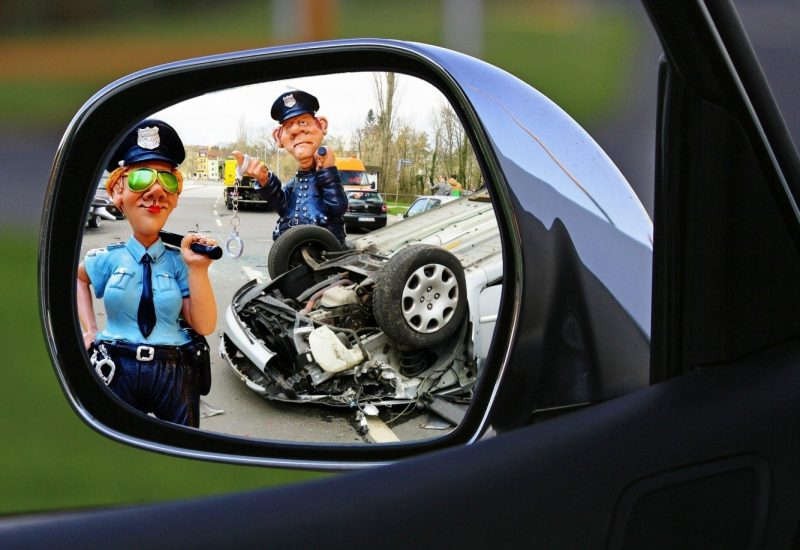 7 Reasons Police Pull People Over For Driving Under The Influence