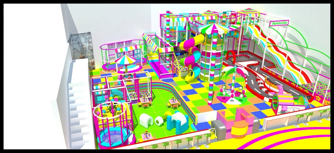 Growing Up Becomes Fun With Soft Play Equipment