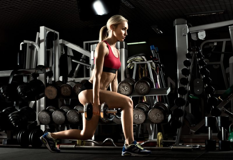 Major Benefits Of Dumbbells Training