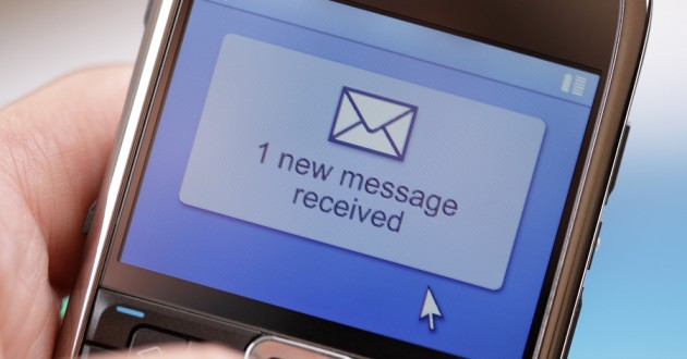 Help Yourself With SMS Service