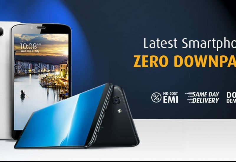 Buy Latest Smartphones On No Cost EMI With Zero Down Payment from Bajaj Finserv EMI Store