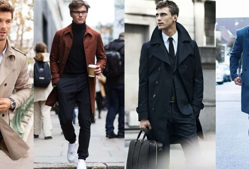 Trendy And Beautiful Long Overcoat And Jacket For Modern Mens