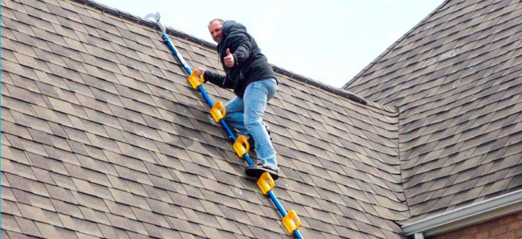 Look For Roof Ladders As Per Work Environment