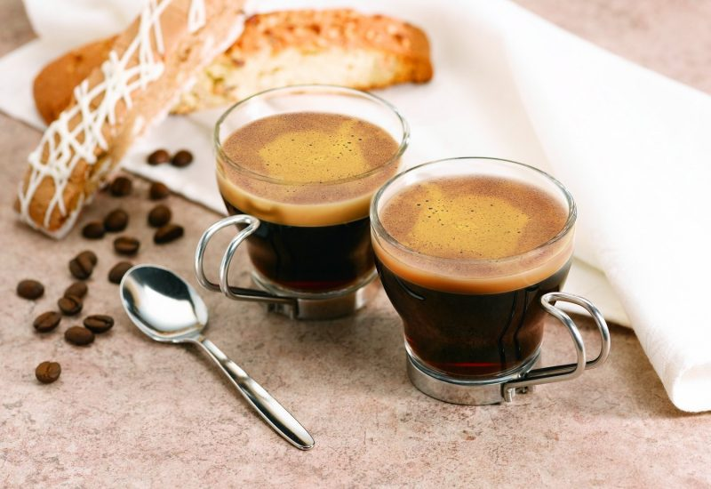 The difference between Espresso to Brewed Coffee