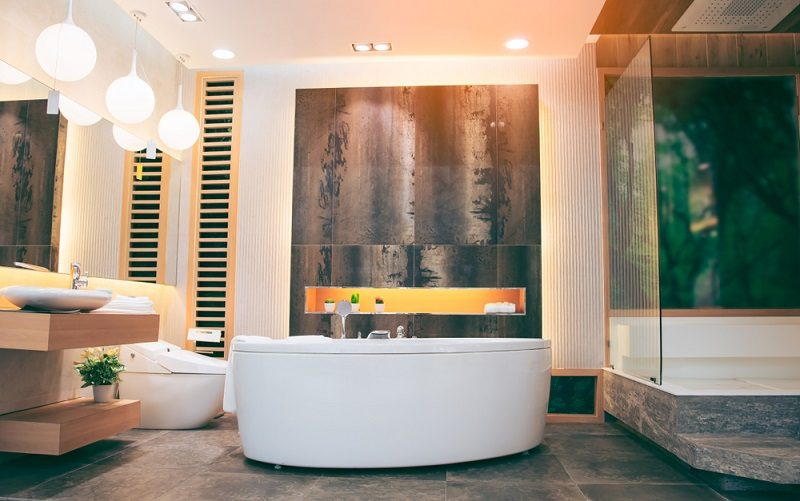 Numerous Advantages of A Freestanding Bath