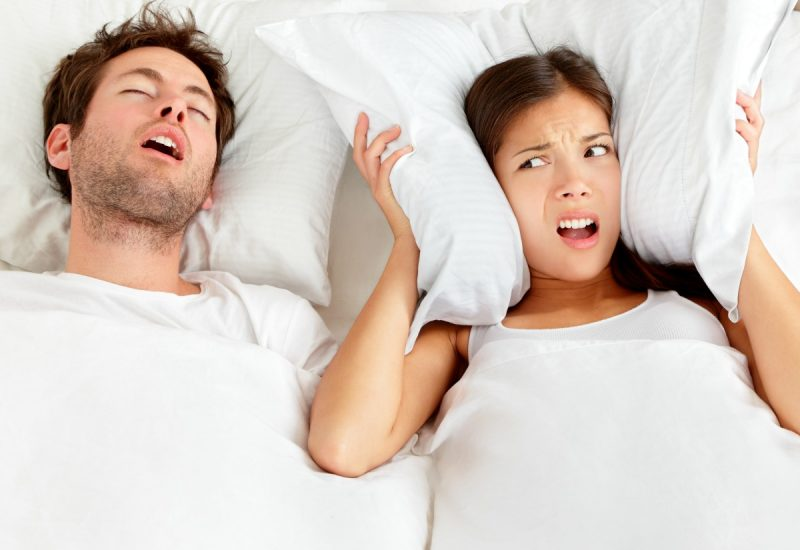 Snoring can be very annoying, so how can you stop it?