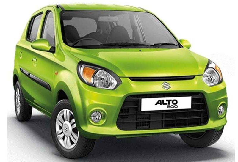 Maruti Alto 800 Discontinued In 2019