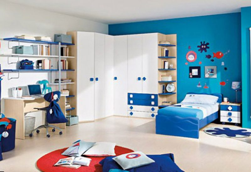 5 Important Factors to Consider Before Selecting a Room for your Children