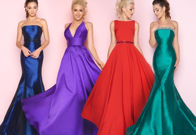 Choose a stylish and Trendy Color of Dress from the JJsHouse Online Site