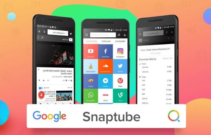 Stream Trending Videos On Your Mobile By Snaptube
